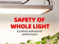 跨境LED植物生长灯 温室培育种植补光灯