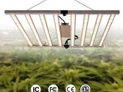 全光谱折叠led八爪鱼植物生长灯